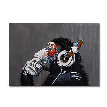 Raybre Art® 100% Handgemaltes Ölgemälde Auf Leinwand 60 X 90cm   Gemälde  Abstrakt Moderne