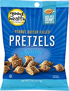 product image for Good Health Peanut Butter Filled Salted Pretzels 5 oz. Bags (4 Bags)