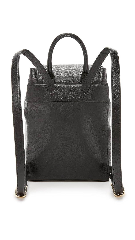 f33dc5b9d07d Amazon.com  Tory Burch Serif T Backpack in Black  Clothing