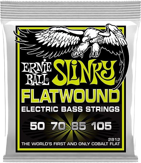 Ernie Ball Regular Slinky Flatwound Bass Set