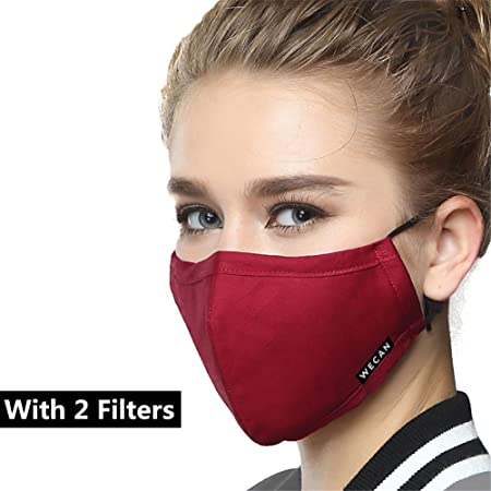 Adjustable 1 Replaceable Mouth Anti Grade N95 Filter xinge N99 Mask 2 Mask Masks Dust Washable Cotton Pollution Military