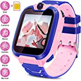 Kids Smartwatch with SIM Card Included