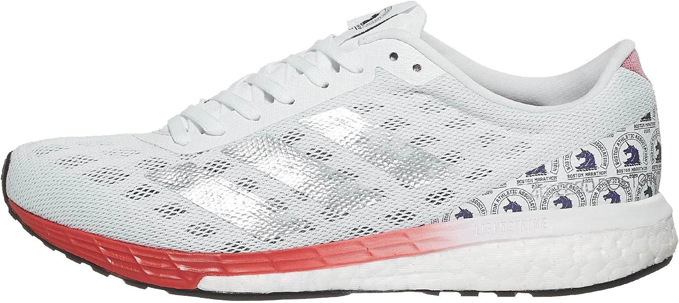 adidas Mens Adizero Boston 9 FTWR White