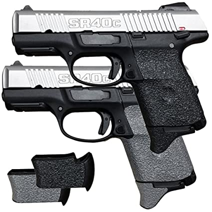 Traction Grip Overlays for Ruger SR9c/SR40c pistols