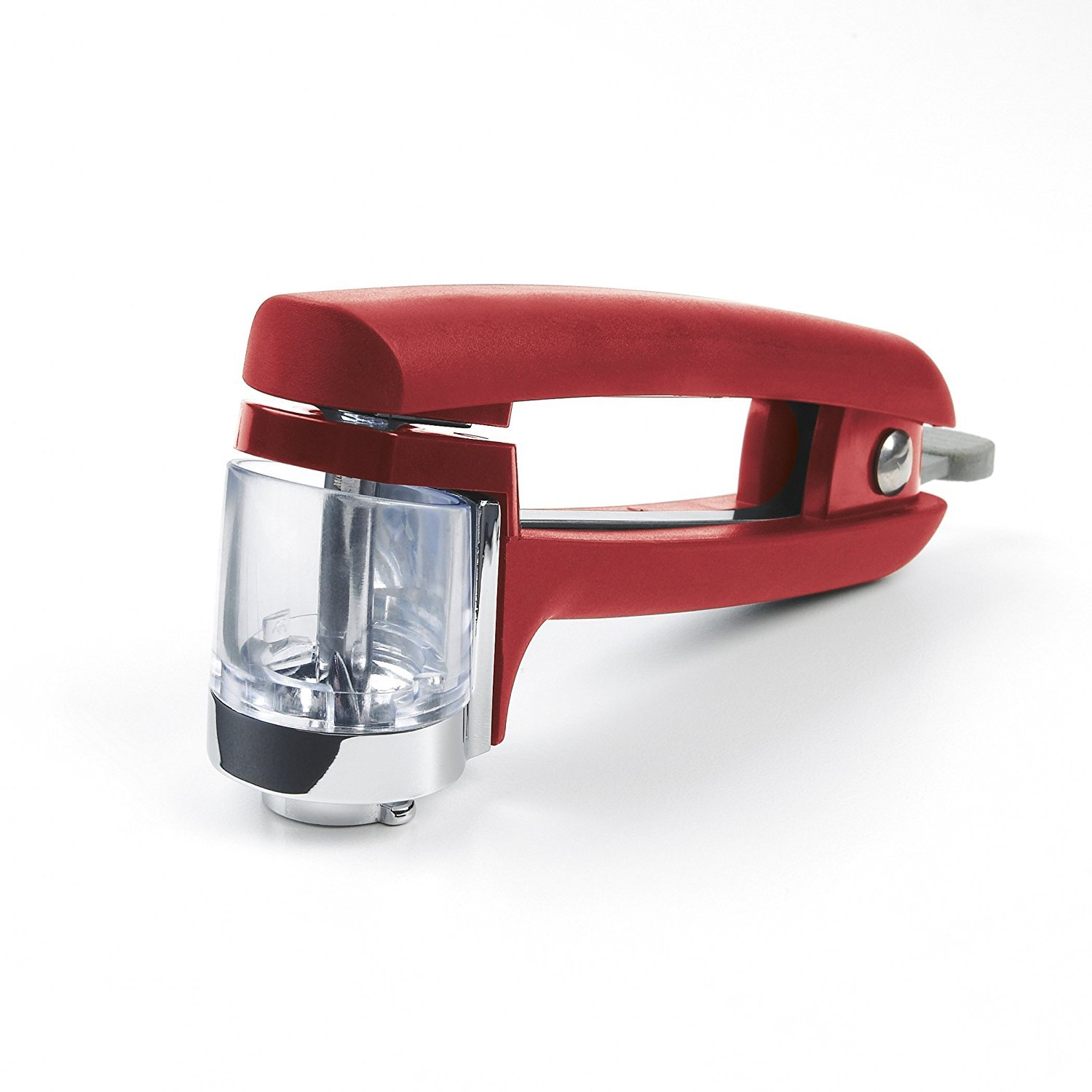 OXO Good Grips Cherry and Olive Pitter, Red by OXO (Image #2)