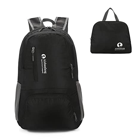 9007a23c12ba Amazon.com | 30L Ultra Lightweight Packable Backpack Hiking Backpack ...