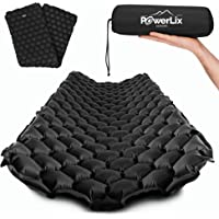 POWERLIX Sleeping Pad - Ultralight Inflatable Sleeping Mat, Ultimate for Camping, Backpacking, Hiking - Airpad…