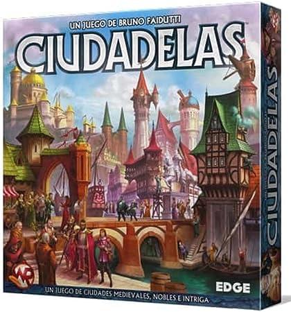 Comprar juego de mesa: Edge Entertainment - Ciudadelas, Juego de mesa (EEWRCI01)