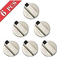 6mm Mandos Cocina Gas Botones Universal de Interruptor
