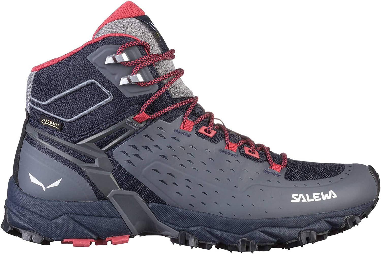 Salewa WS Mountain Trainer Lite Gore-tex Chaussures de Randonn/ée Hautes Femme