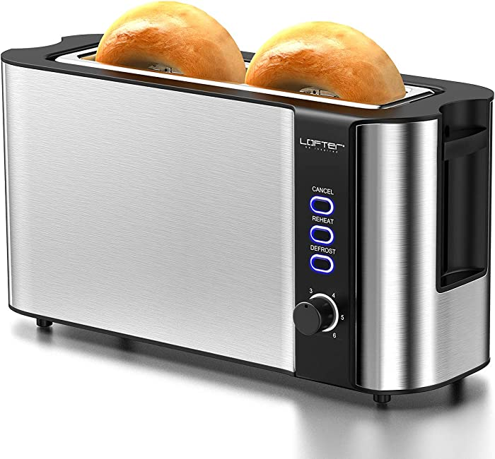 Top 10  Toaster Oven  Rated6 Slices