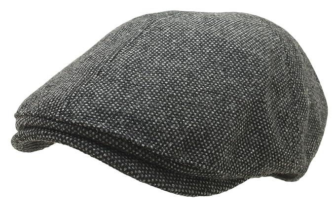 19b4a950085 ... ireland 2017 fashion wool tweed cabbie newsboy gatsby cap mens ivy hat  driving flat b132f 96381