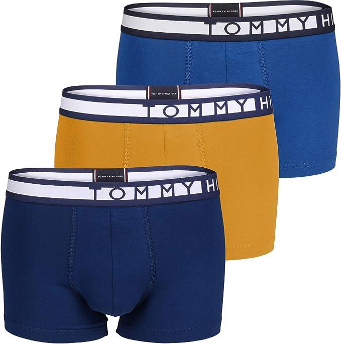 Tommy Hilfiger Boxer Shorts (Pack de 3) para Hombre: Amazon.es: Ropa y accesorios