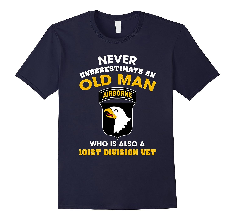 101st Airborne Division Veteran Tshirt-Art
