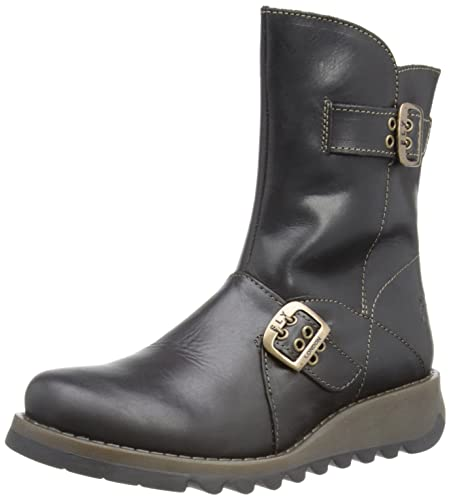 731c654022c Fly London Seti Rug Women's Biker Boots: Amazon.co.uk: Shoes & Bags