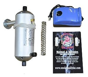 Smoke Daddy Big Kahuna Cold Smoke Generator Uses Your Choice of Fuels