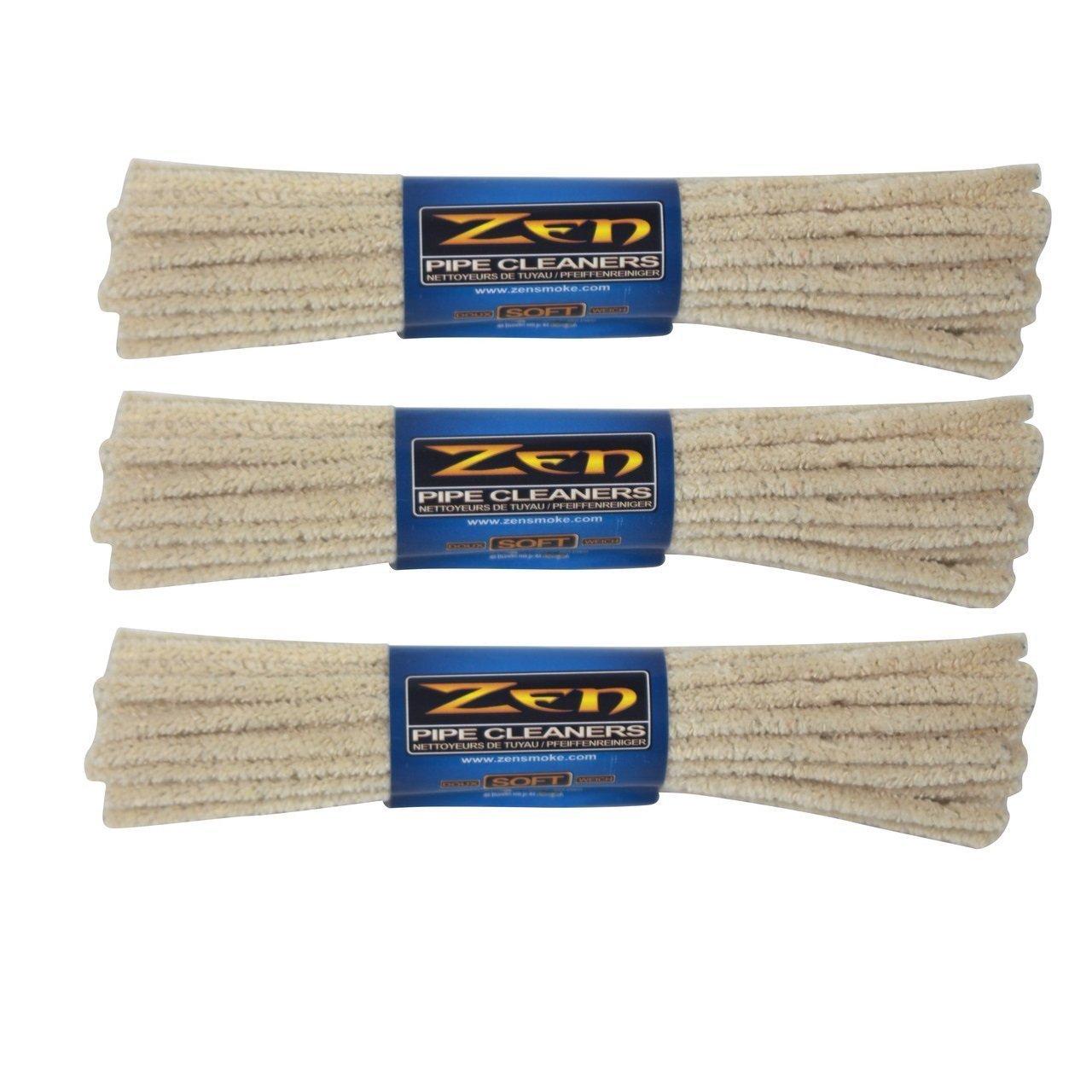 Amazon.com: Zen 3 Bundles Pipe Cleaners, Soft, 132 Count: Home ...
