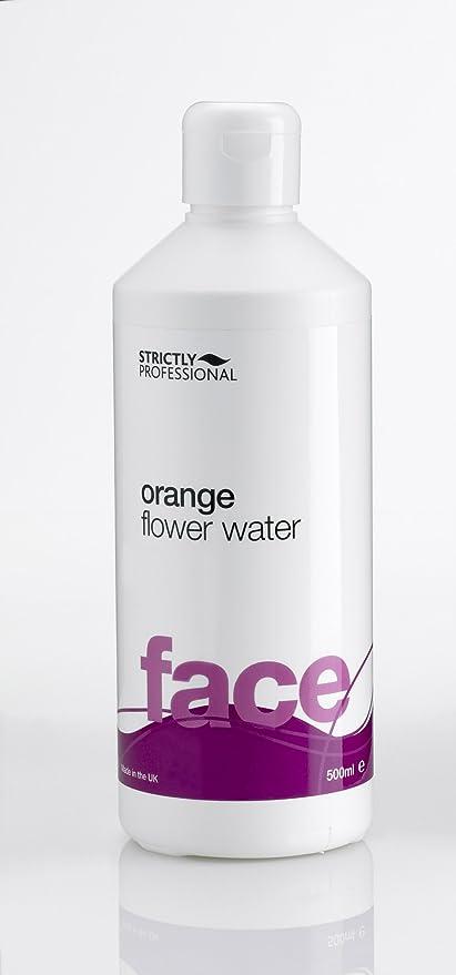 Strictly Professional - Agua de flor de naranja profesional 500ml