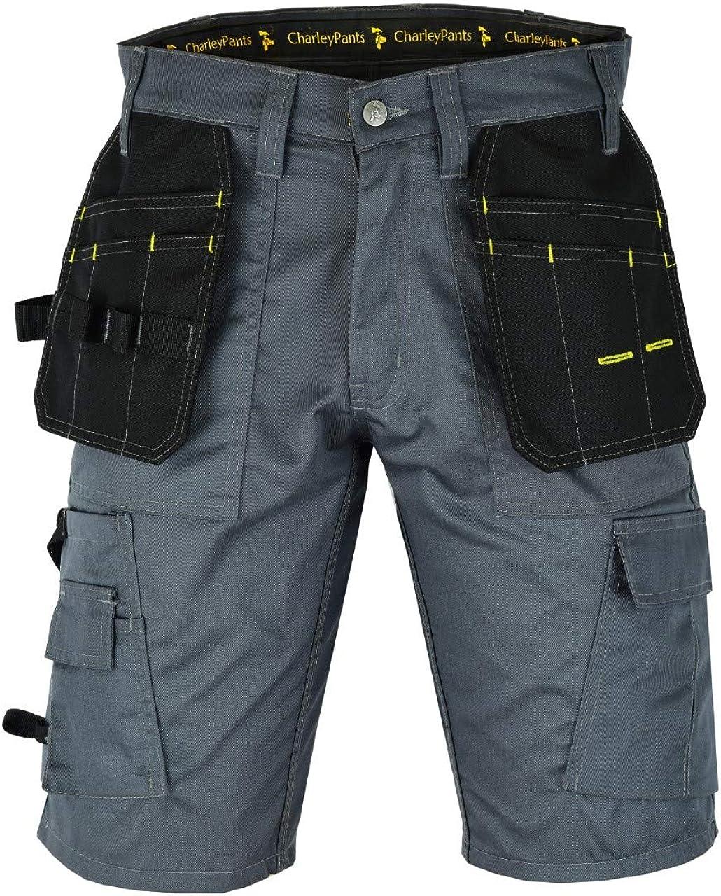 D2S Craftsman Cargo Work Shorts with 12 Inseam