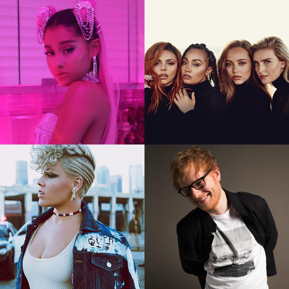 Pop Superstars