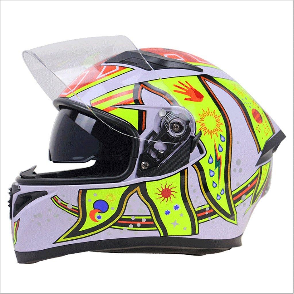 アンマーショップ ヘルメットオートバイカープロフェッショナルレーシングスポーツ男性と女性オプションの取り外し可能な裏地ファストソケット傷防止レンズ (色 Medium : B, サイズ さいず : (色 B, M) B07P6YQ1ZJ Medium A A Medium, 最上町:407c34ad --- a0267596.xsph.ru