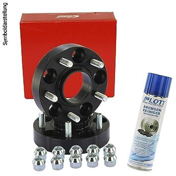 Bremsenreiniger EIBACH Spurplatten Spurverbreiterung Distanzscheibe /Ø64 5x120 40mm //// 2x20mm