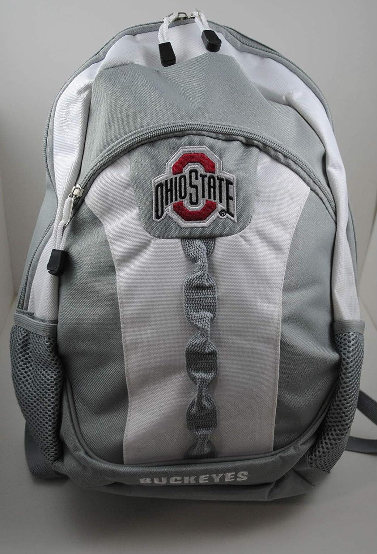 Concept One オハイオ州立大学バックアイズ NCAAチームスポーツバックパック   B07J5QRL66