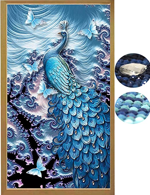Strass Gemälde, DIY 5D Diamant Stickerei Diamond Malerei Stickpackungen