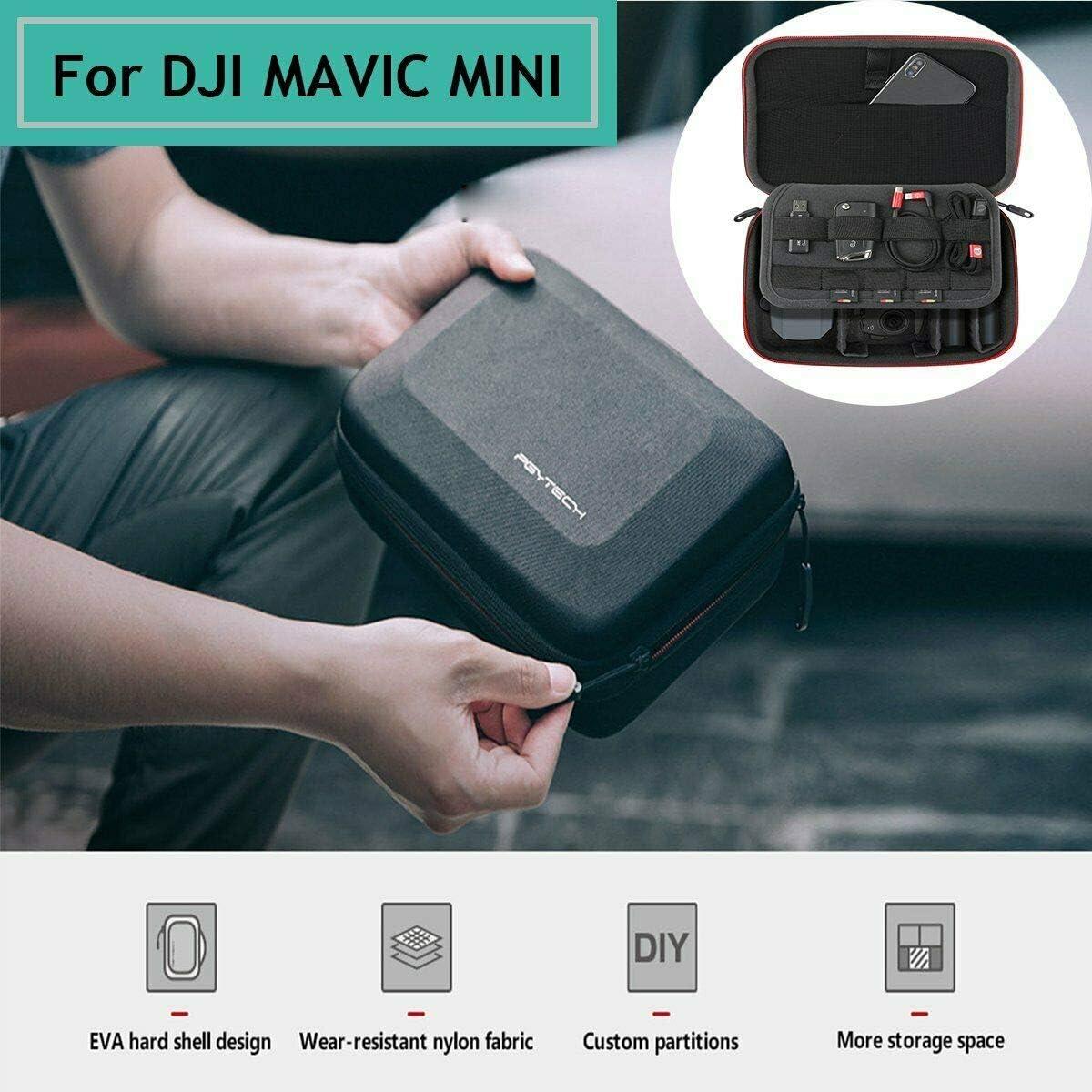 Estuche portátil para DJI Mavic Mini / Mini 2 Accesorios