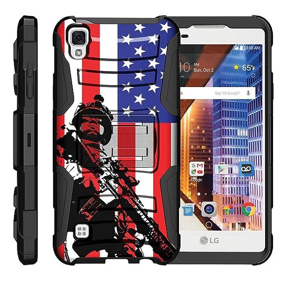 online store 2f507 3d098 Amazon.com: TurtleArmor | Compatible for LG Tribute HD Case | LG ...