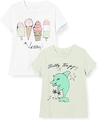 NAME IT Camiseta para Niñas