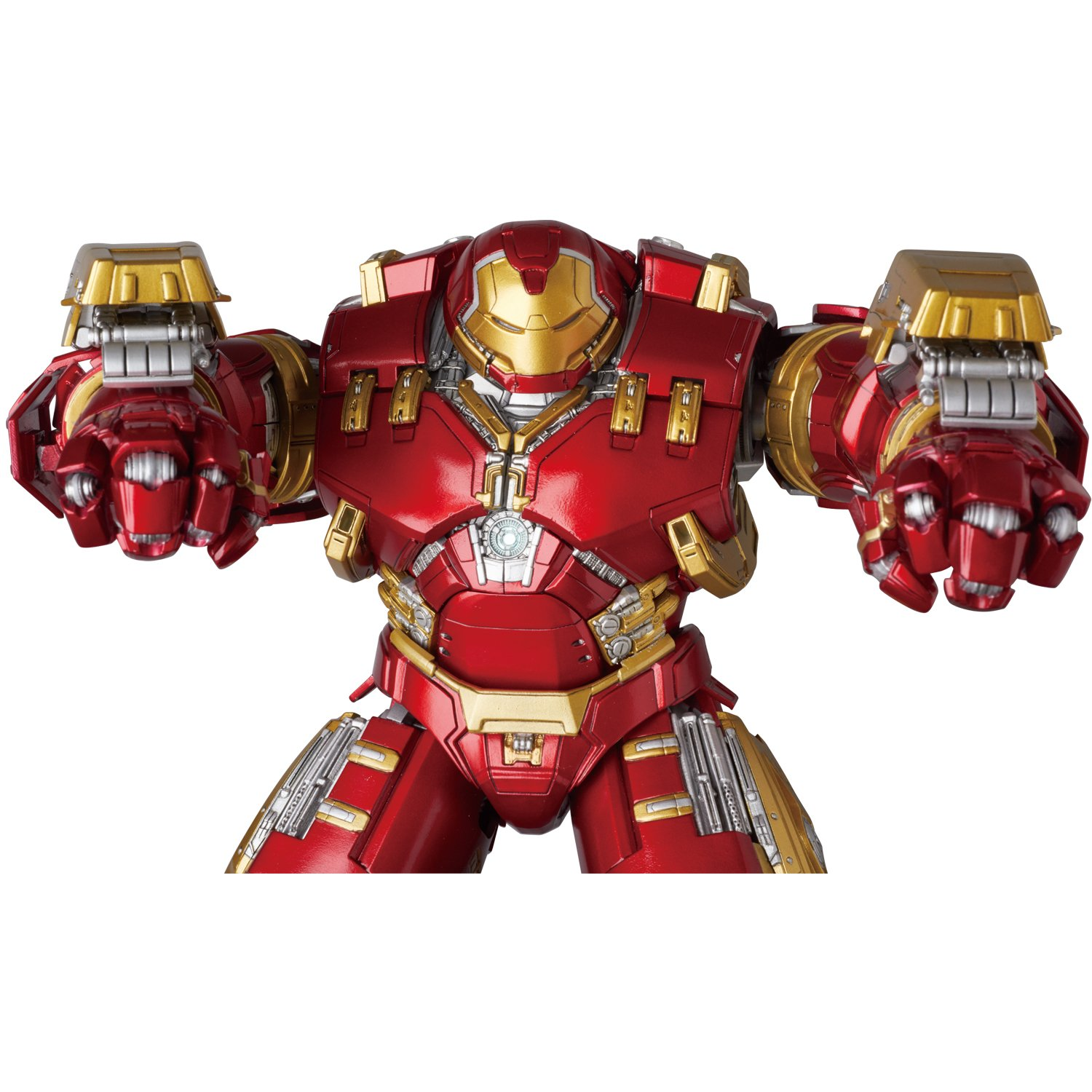 Mafex Hulkbuster Masterpiece Avengers Age Of Shf Ultron Prime Ori Non Scale Abs Amp Atbc Pvc Painted Action Figure Toys Games