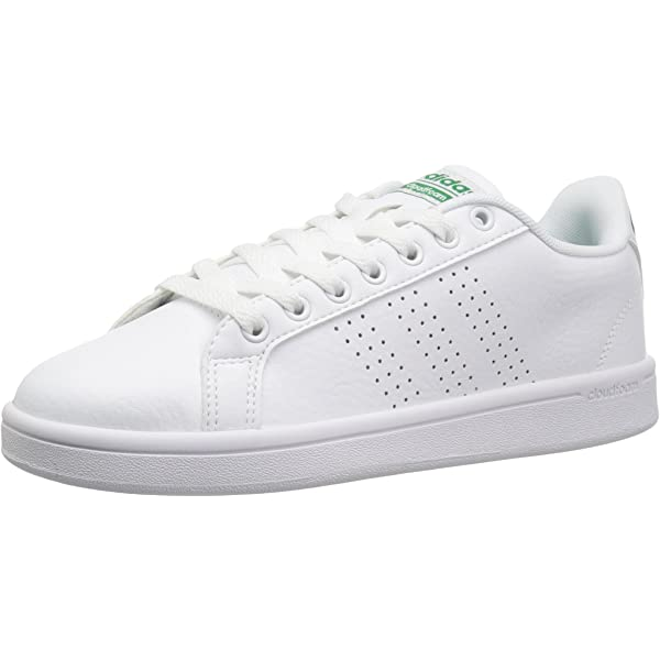 Men adidas Cloudfoam Advantage Clean Sneakers High Quality