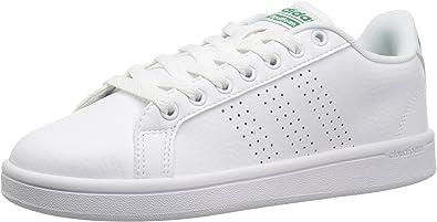 Amazon.com | adidas Men's Cloudfoam Advantage Clean Sneakers ...