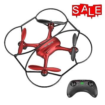 TEC.BEAN Sparrow GD90-A Mini Drone para Principiantes, Quadcopter ...