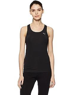 PUMA Essential Layer Débardeur Femme: : Sports et