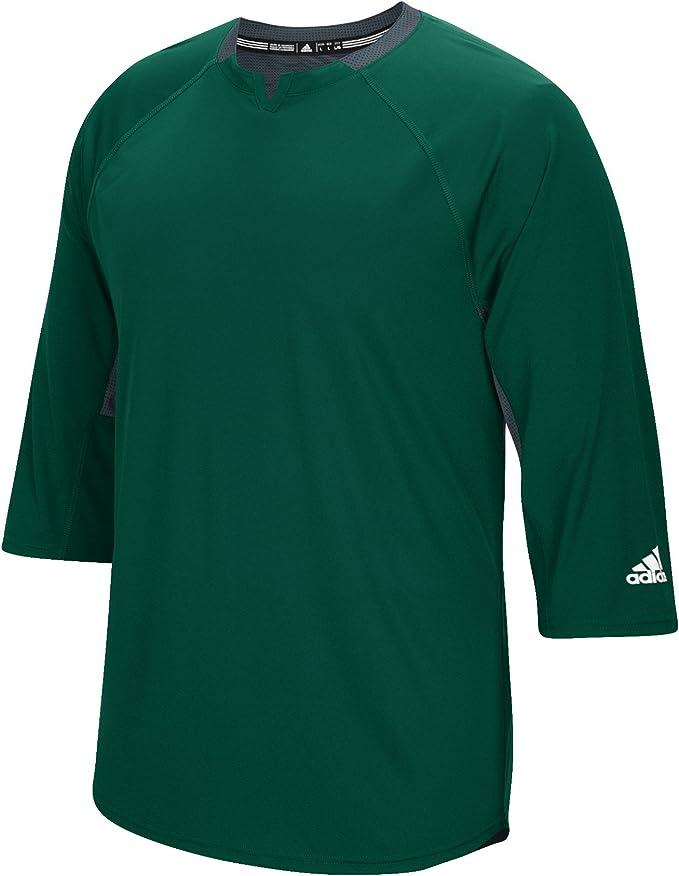 3/4 sleeve adidas shirt