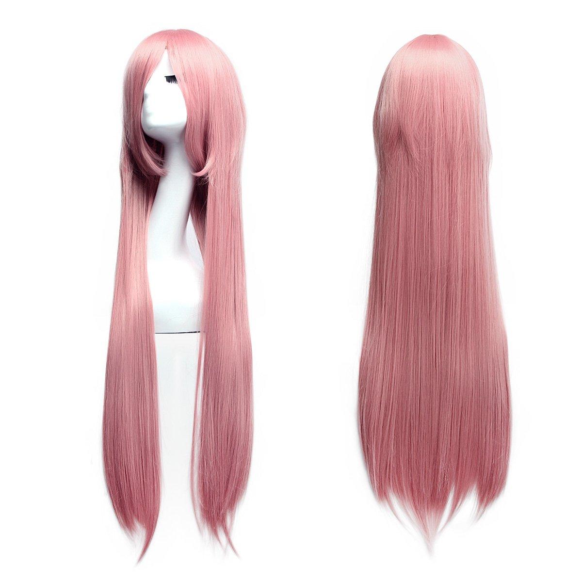 Pelo rosa para disfraces