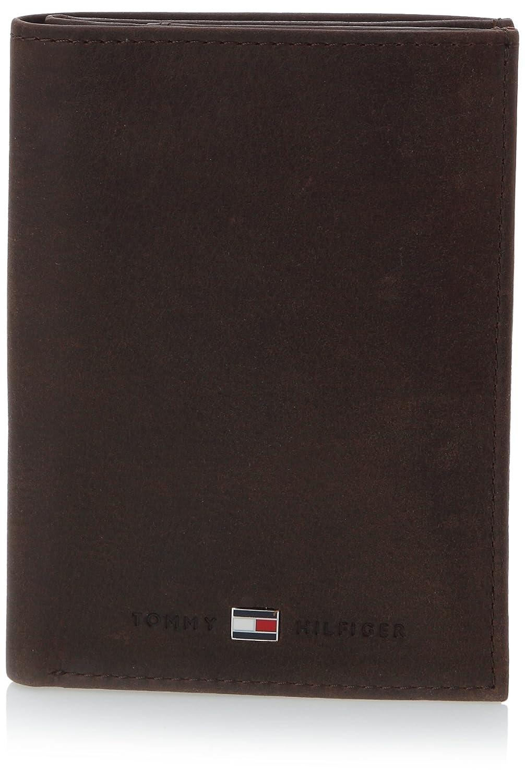 Tommy Hilfiger Johnson N/S Wallet W/Coin Pocket Futter in typischen Farben Portemonnaie Bm56923229