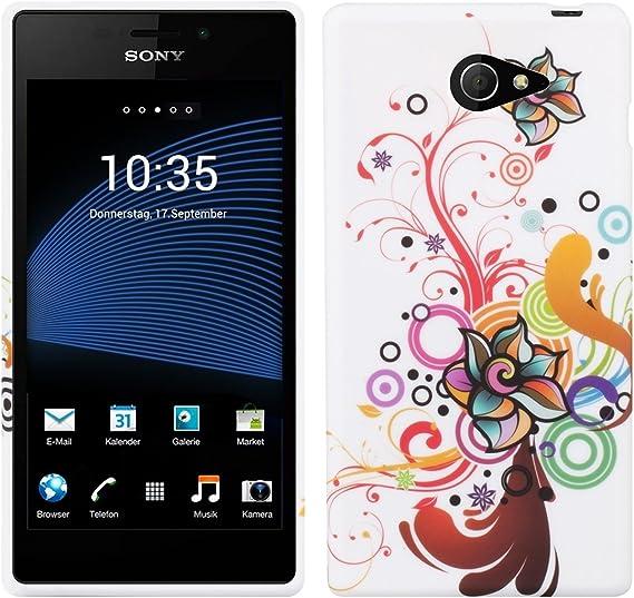 kwmobile Funda Compatible con Sony Xperia M2: Amazon.es: Electrónica