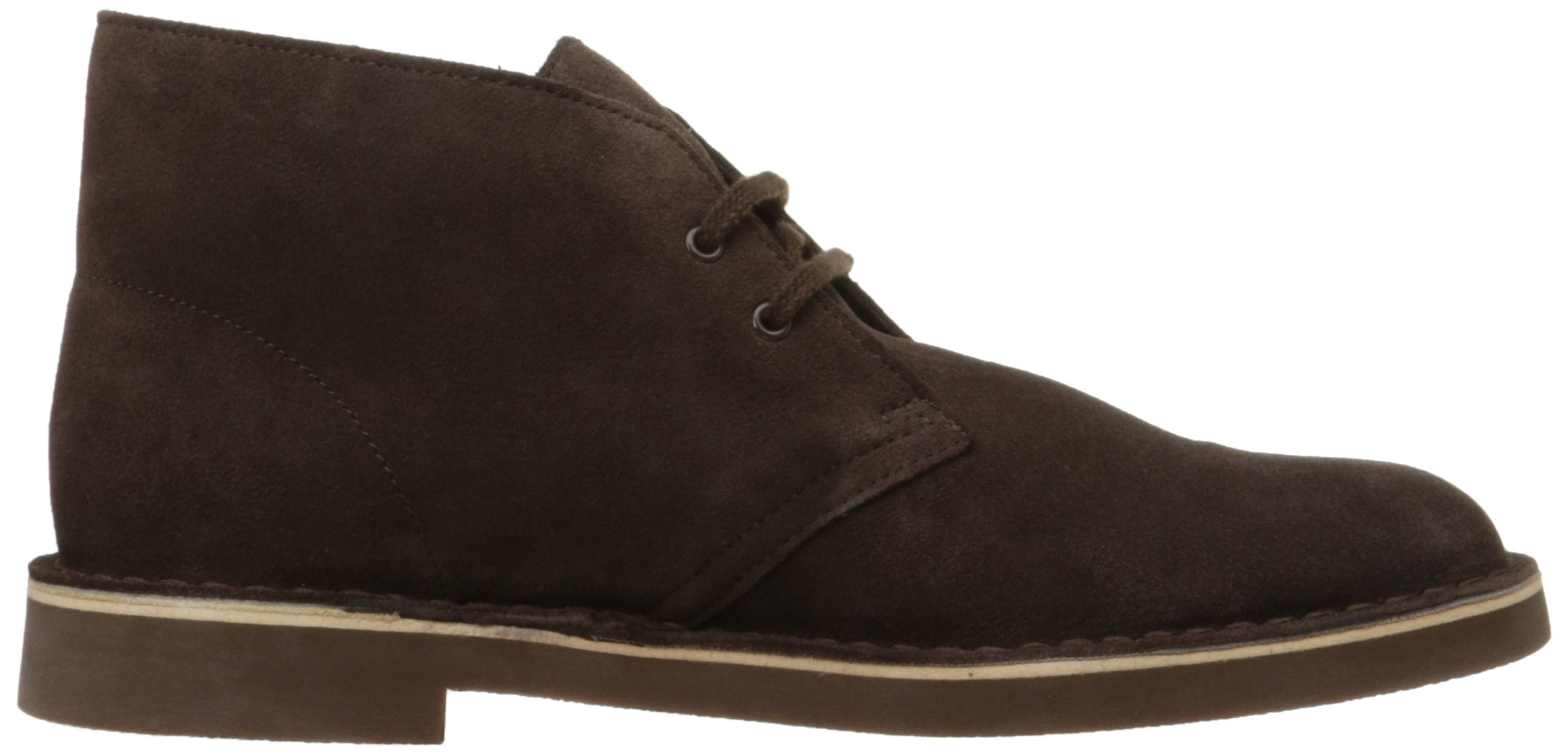 Clarks Men's Bushacre 2 Chukka Boot,Brown Suede,13 M US by CLARKS (Image #7)