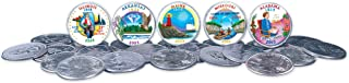 product image for 2003 Colorized Statehood Quarters