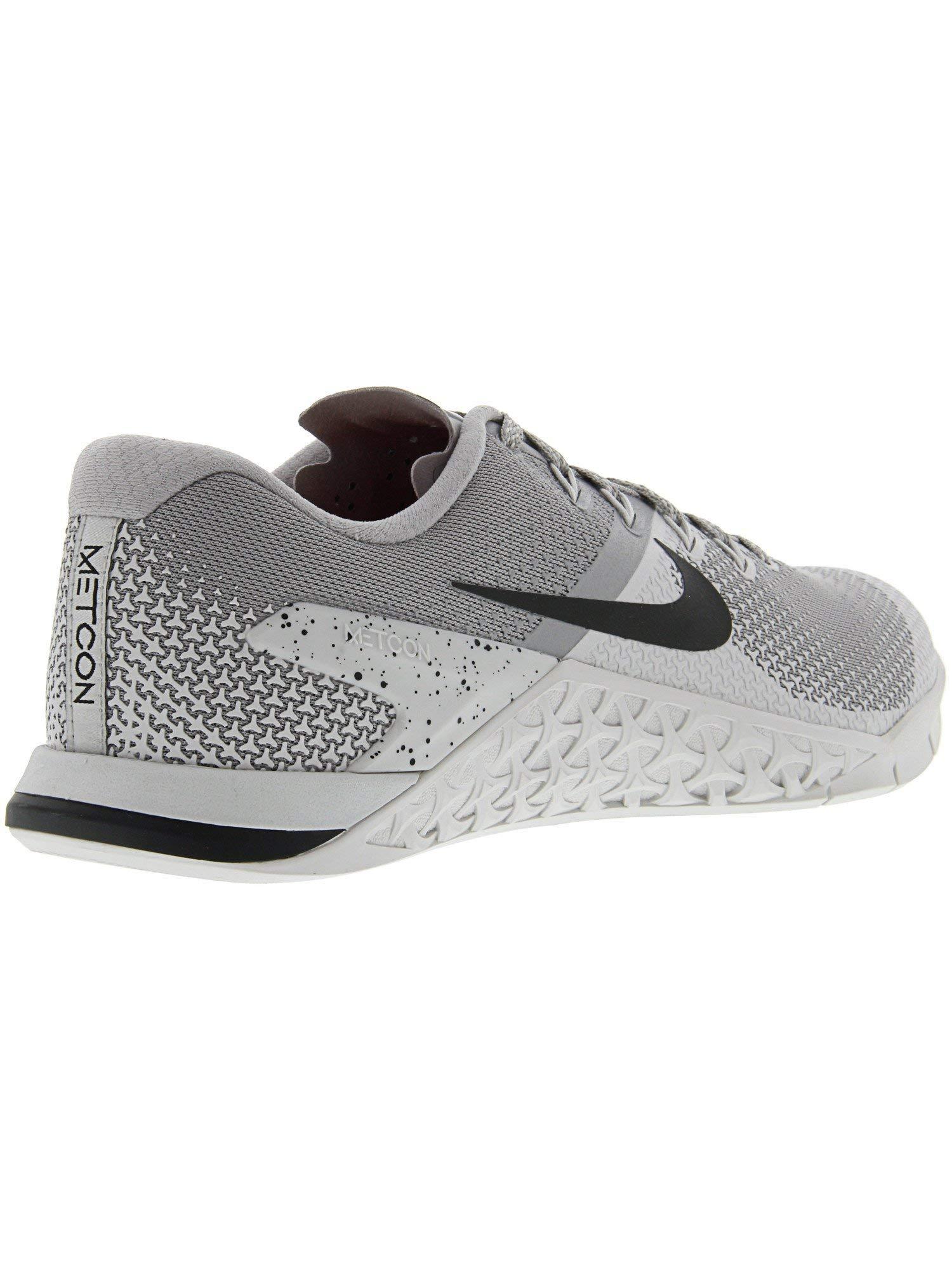Nike Men's Metcon 4 Atmosphere Grey/Black Ankle-High Cross Trainer Shoe - 6.5M by Nike (Image #5)