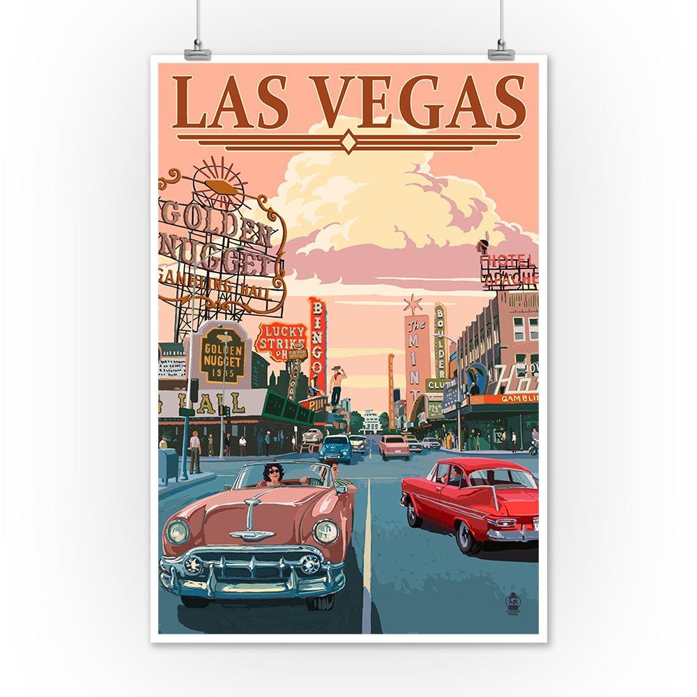 Amazon.com: Las Vegas Old franja Escena: Everything Else