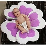VERNASSA - Baby Bath Flower Baby Bath(Purple)