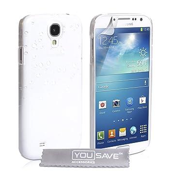 Amazon.com: YouSave Raindrop - Carcasa rígida para Samsung ...