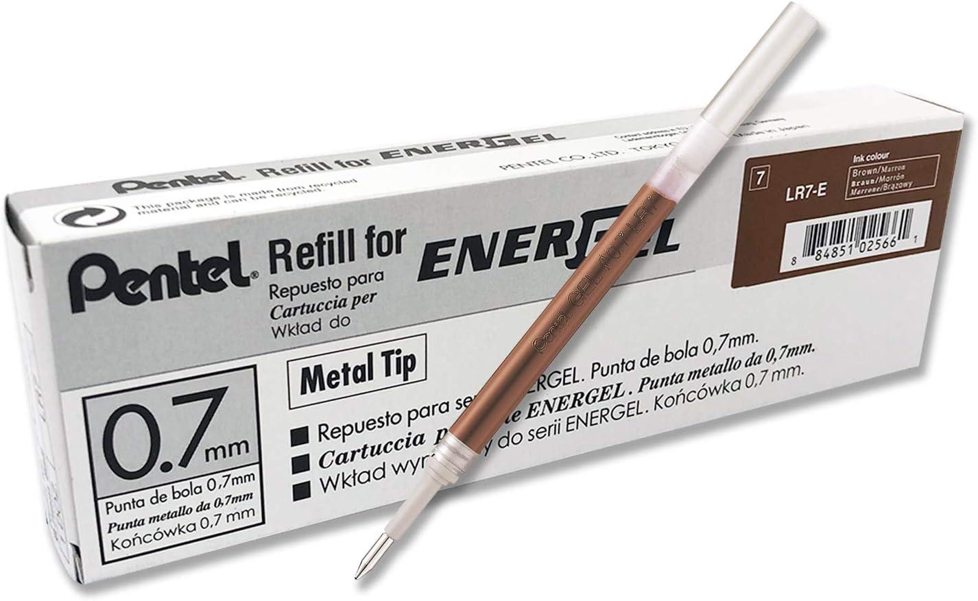 2 x FREE Amazon Metal Pens Parker Compatible Ink Pen RefillsPack of 20
