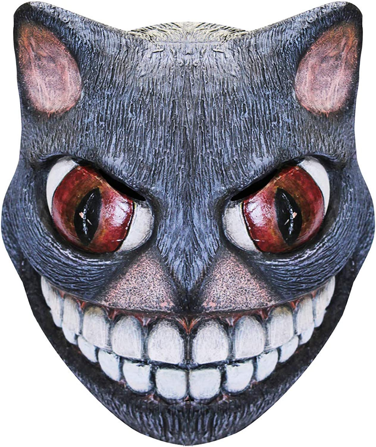 Amazon Com Ghoulish Productions Creepypasta Grinny Cat Cheshire