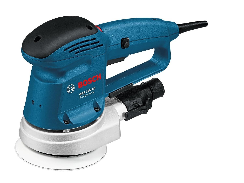 Gut Bosch GEX 125 AC Professional Exzenterschleifer: Amazon.de: Baumarkt OD17