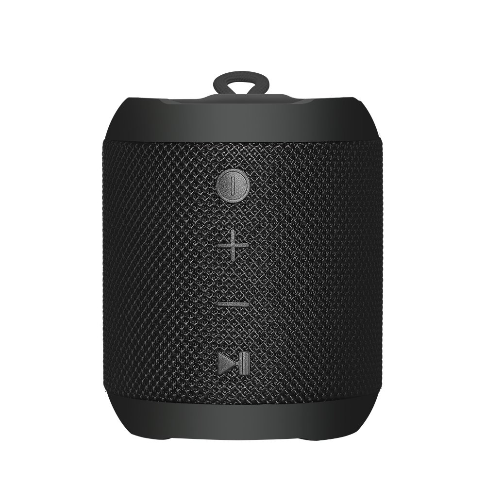 Sbode Bluetooth Speaker Portable Waterproof Outdoor Speakers, 12W HD Stereo Sound, Sync Together, Built in Mic, TF Card, Auto Off, Perfect Wireless Speaker for Home Travel Beach Shower